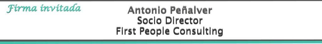 Firma Invitada: Antonio Peñalver
