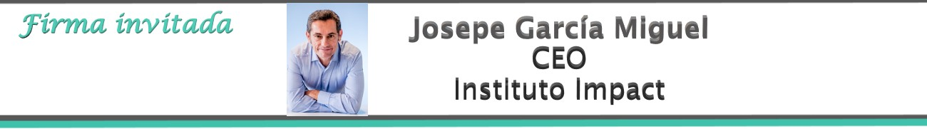 Firma invitada: Josepe García